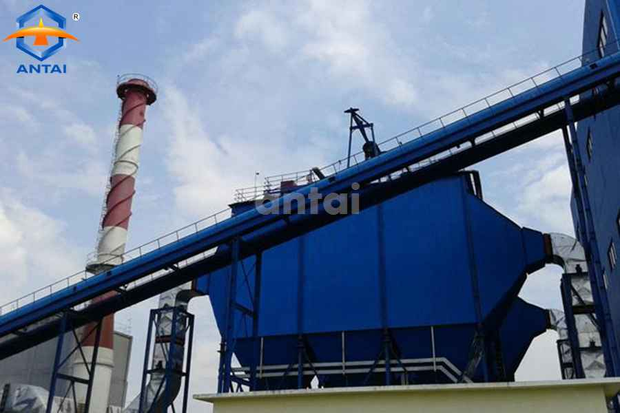 Electrostatic precipitator-ESP dust collector